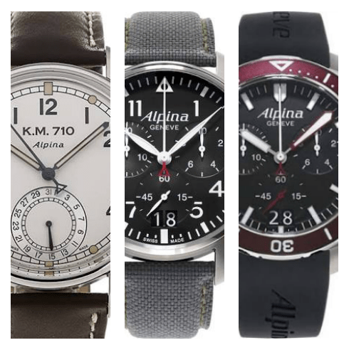 alpina watches review