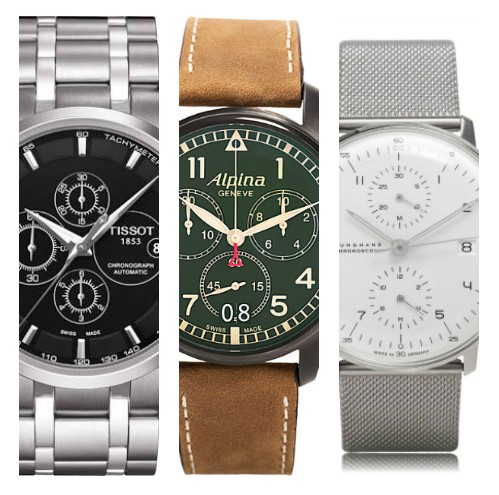 best value chronograph watches