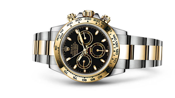 rolex watch news