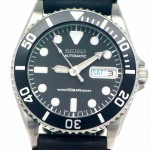 Seiko SKX023 Review Automatic Diving Watch