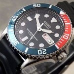 Seiko SKX033 Review Automatic Diving Watch