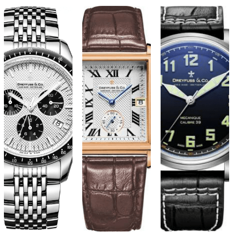 dreyfuss and co watches review