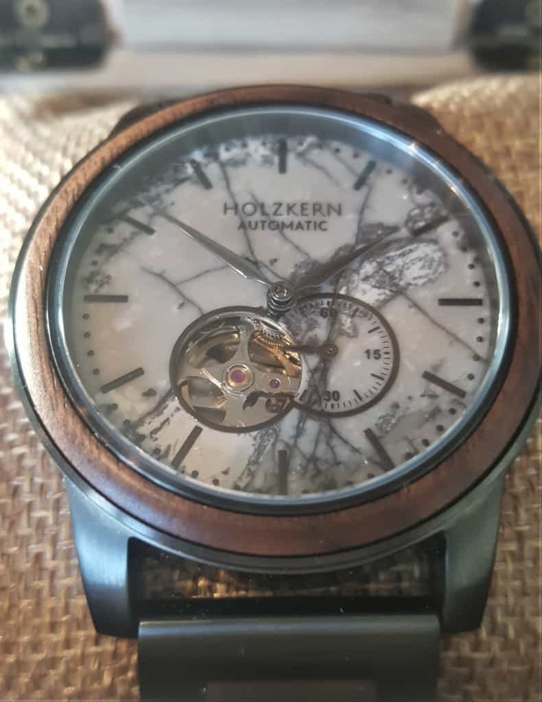 Holzkern Automatic Watch Dial