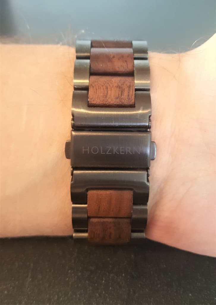Holzkern Watch Clasp