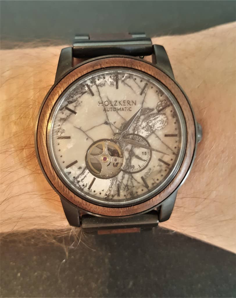 Holzkern Watch Review