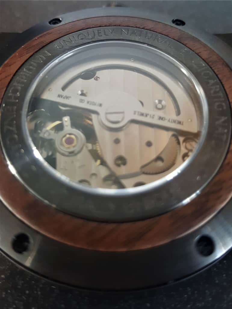 Holzkern Automatic Movement