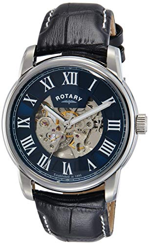Rotary GS00400/05 skeleton watch