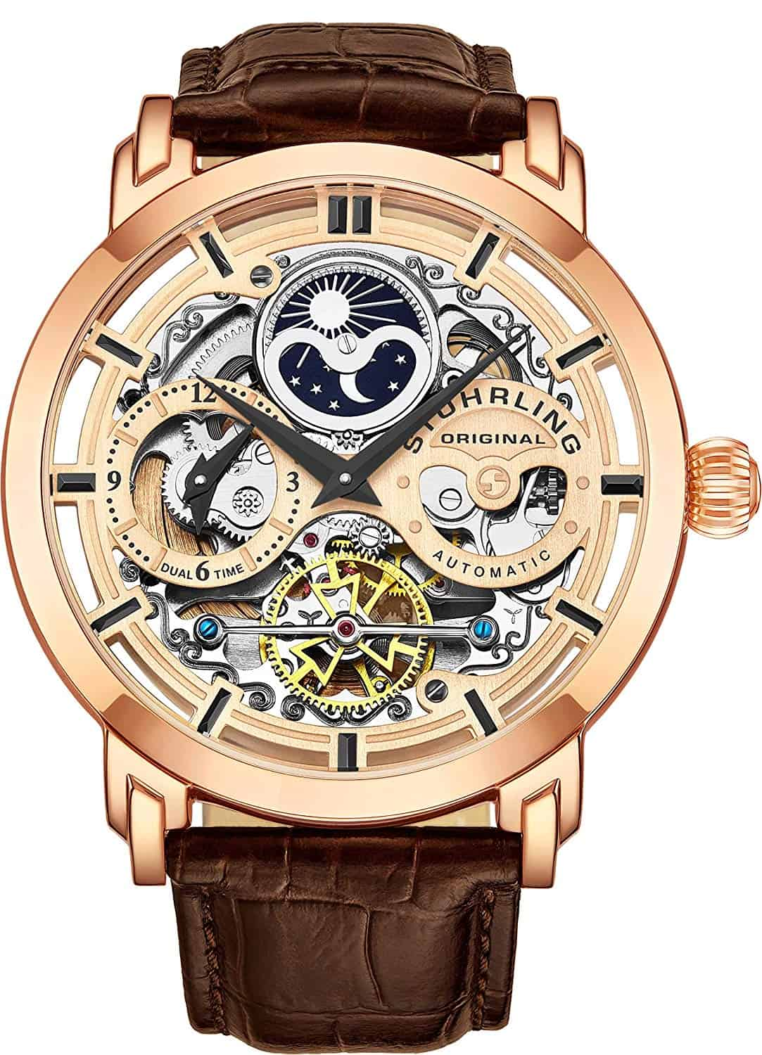 Stuhrling 371Z.03 mens watches