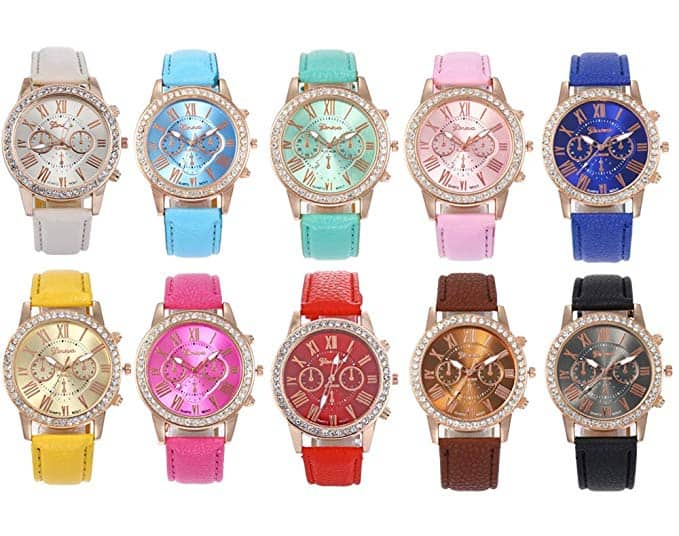 Set of cdy box watches
