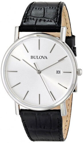Bulova 96B104 watches for teenage guys