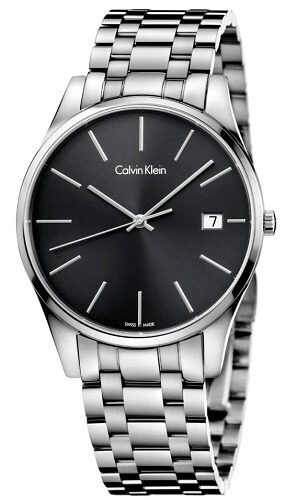 Calvin Klein guys watches