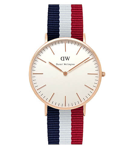 Daniel Wellington 0103DW best watches for teens