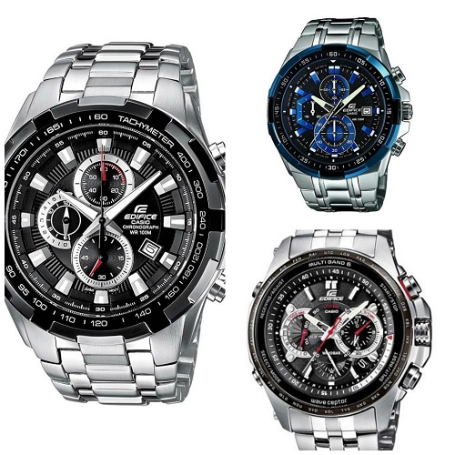 5 Best Casio Edifice Watches For Men 2019 The Watch Blog