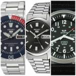 14 Best Seiko Watches For Men / Seiko 5 Collection (Updated 2019)