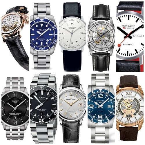 100 Best Automatic Watches Under 1000 Updated 2019 The Watch Blog