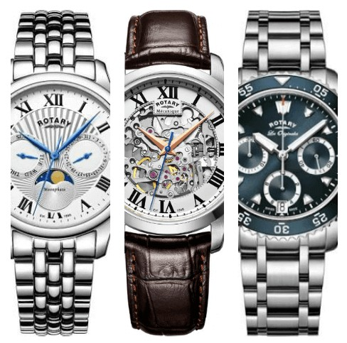 15 Best Rotary Watches Review Are They Any Good? The