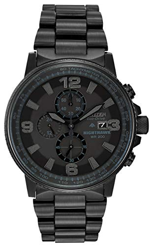 Citizen CA0295-58E all black mens watch TWB review