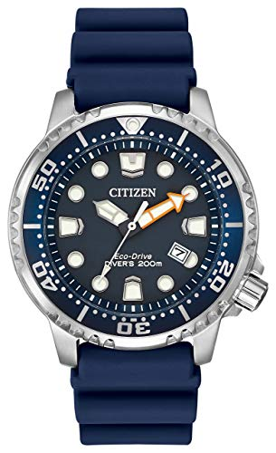 Citizen Eco Drive Divers Watch BN0151-09L The watch blog review