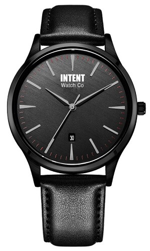 intent watch black