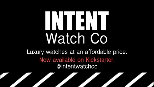 intent watch co marketing business card