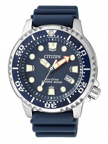 Citizen BN0151-17L dive watch