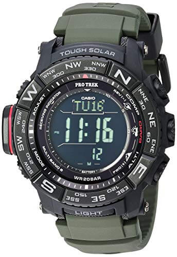 Casio Pro Trek Solar Watch