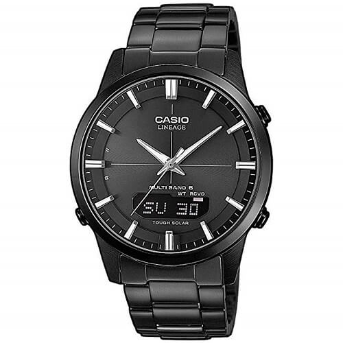 Casio Wave Ceptor Watch