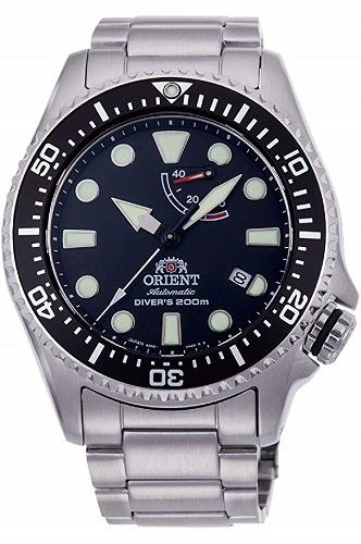 Orient automatic divers watch