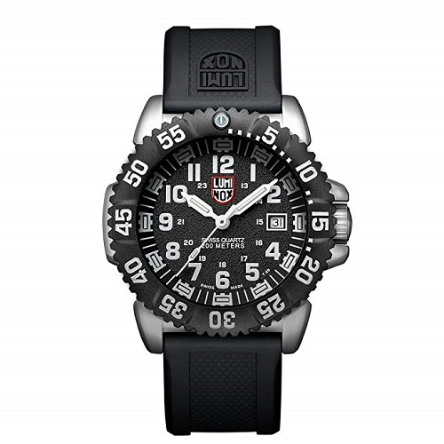 luminox swiss made diving watch
