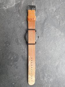 TID Watches Leather Strap Light Tan