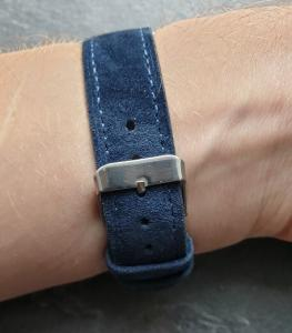 Raymond and pearl watches strap