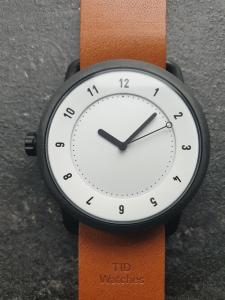 TID Watches review up close with dial