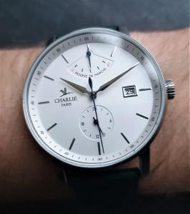 Charlie Paris Watches Close Dial