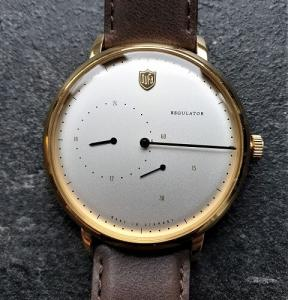 DuFa Watches review dial design