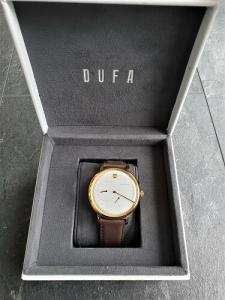 DuFa Watches review packaging design