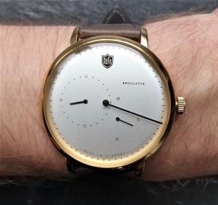 The DuFa Aalto Automatic Regulator