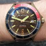Hands-on James McCabe Watches Review