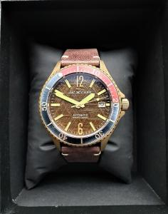 James McCabe Watches packaging