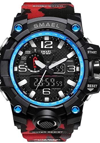 smael military hunting watch