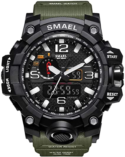 smael military watch review